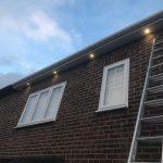 Decorative roof lighting