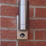 PIR Porch Lighting