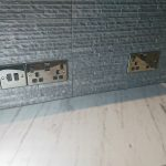 New Kitchen Sockets