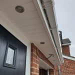 Timer Controlled LED Porch Lighting