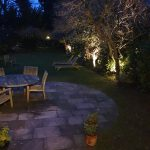 WiFi Controlled Garden Lighting