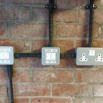 Garage Lighting Power