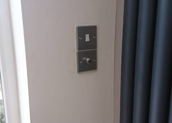Dimmer Switch Added